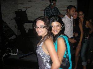 renee and i dancing