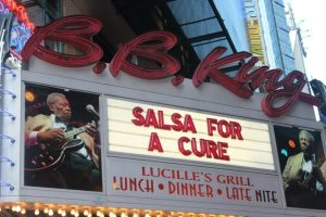 Salsa For a Cure BBkings