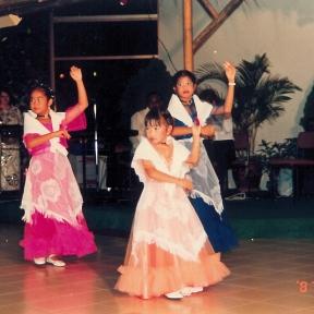 Joan childhood dancing
